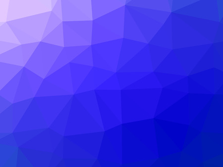 crystal background: Abstract purple blue gradient polygon shaped background.