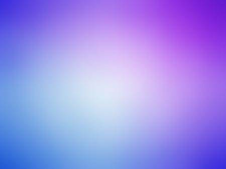 Abstract gradiente blu viola colorato sfondo sfocato.