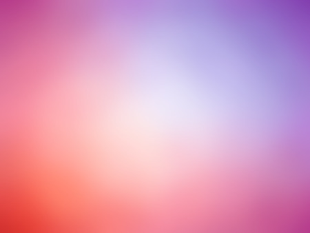 Abstract red pink purple colored blurred background.