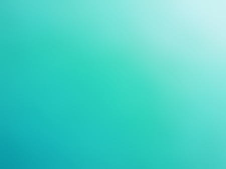 gradient: Abstract gradient turquoise white colored blurred background.