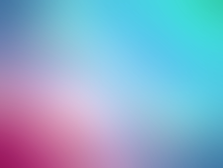 Abstract gradient blue pink colored blurred background. Banco de Imagens