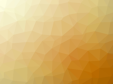 Abstract orange white gradient polygon shaped background. 版權商用圖片 - 78074214
