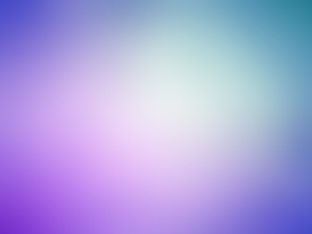 Abstract gradient blue purple colored blurred background.