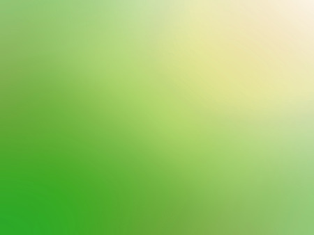 Gradient green yellow colored blurred background.