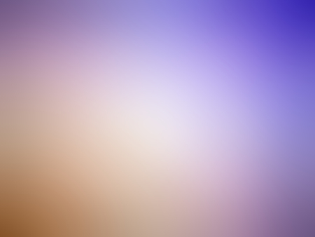 Abstract gradient orange purple colored blurred background.