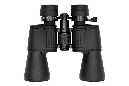 far away look: Binoculars - Top View w Path