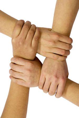 Teamwork And Friendship Stock Photo - 431629