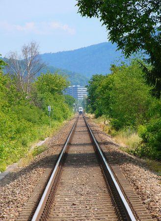 railtrack: Railroad Tracks