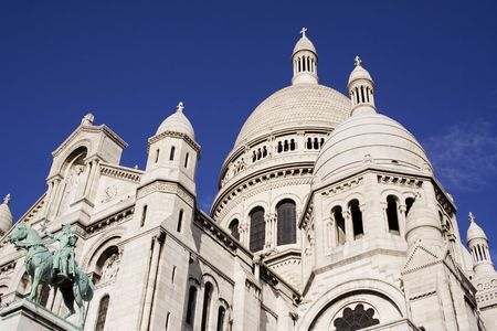 Sacre Coeur photo