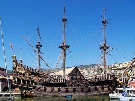 Old Sailing Ship Stock Photo - 431420