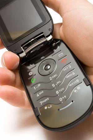 thumb keys: La celebraci�n de un tel�fono celular