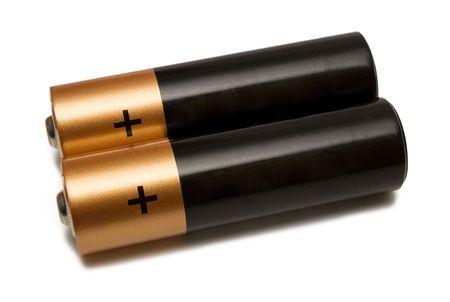 Lying AA Batteries