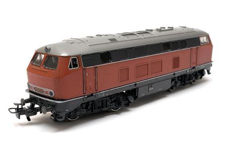 Wagon Model (Side View) Stock Photo