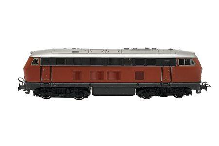 Wagon Model w Path (Side View)