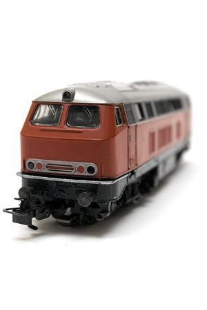 Wagon Model (Front View) photo