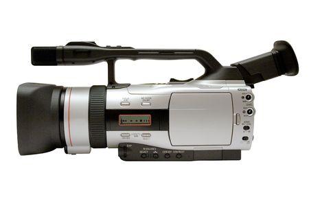 Digita Video Camera w Path (Side View)