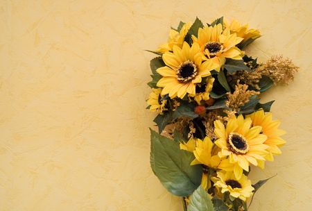 textfield: Sunflowers w Space for Tex