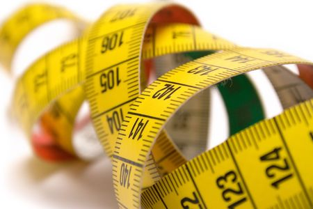 Winding Tape Measure Stock Photo - 448307