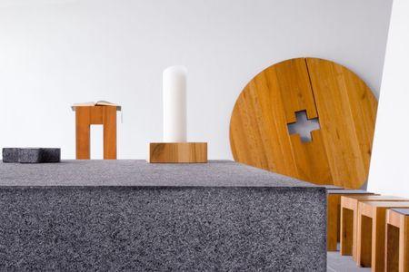 Modern Chapel Details