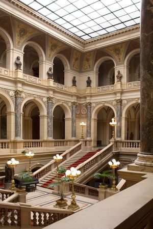 Pantheon - Interior photo