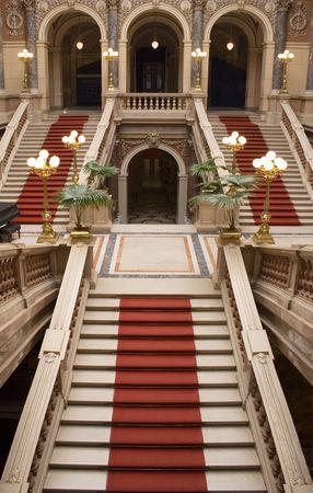 Noble Entrance Hall