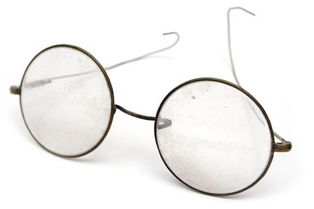 protecting spectacles: Grungy Eyeglasses