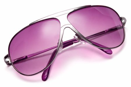 Pink Sunglasses Stock Photo - 1335372