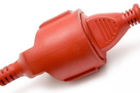 plugged: Plugged Stock Photo