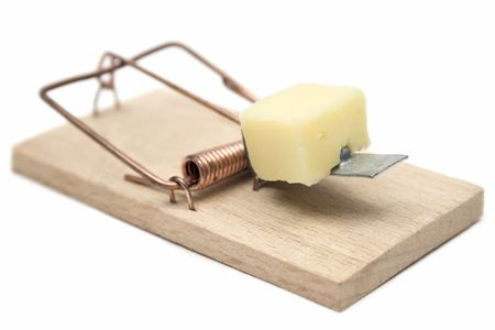 Mousetrap Stock Photo - 1357262