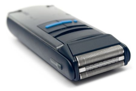 electric shaver: Electric Shaver Stock Photo