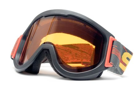 Ski Goggles Stock Photo