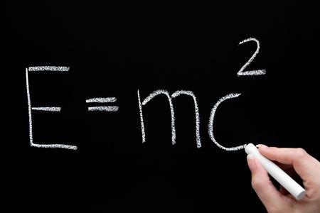 Teaching Einsteins theory of relativity.