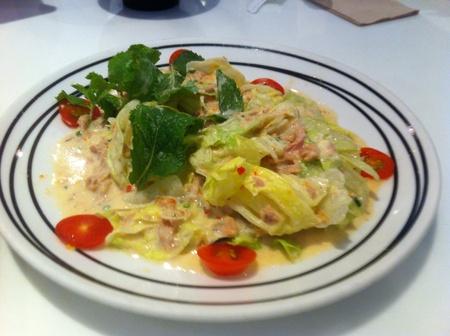 style: Tuna Salad Japanese Style