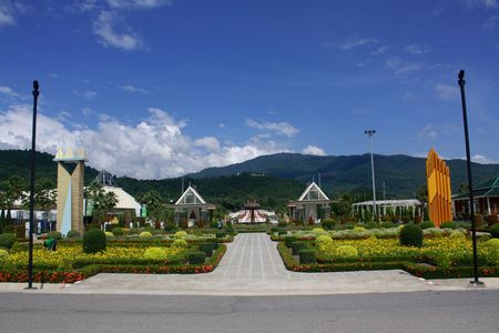 The Heaven of Thailand, Northern Thailand.