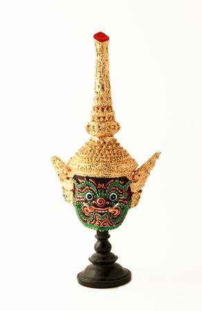 Thai giant khon