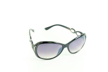 shortsighted: A Fashion Eyewear on white background.