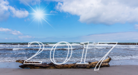 2017 on baltic sea, new year for tourism