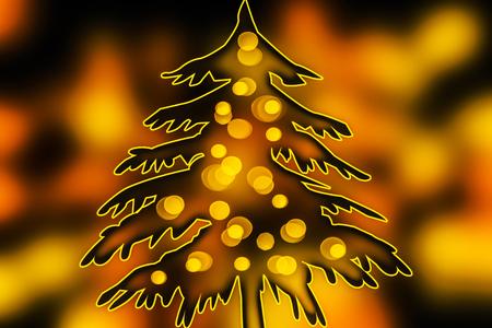 golden: golden fir