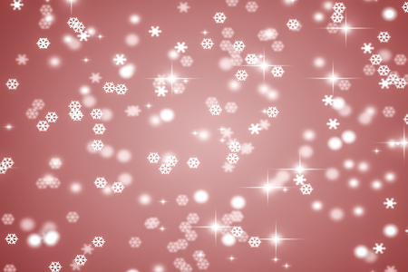 twinkle: snowflakes - abstract twinkle background
