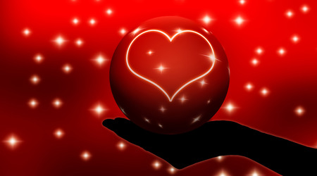 plight: world of love in a hand