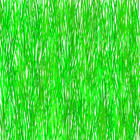 grass area: graphical meadow Stock Photo