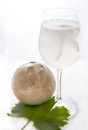 Coconut Drink Zdjęcie Seryjne