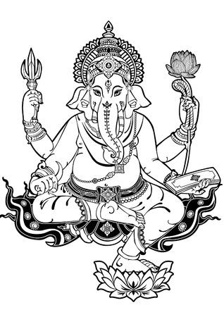 Ganesha Deity
