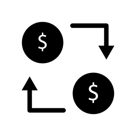 coins,money,business costs concept , outline icon, linear sign, thin line pictogram, flat illustration, vector