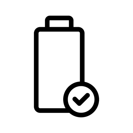 battery vector icon