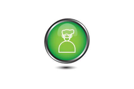 icon flat save human from Corona Virus Sign Icon. Pneumonia. COVID-19 NCOV-2019 Corona Virus Abbreviation. Bacteria Scheme. Vector Illustration graphic design on white background good for information Ilustracja