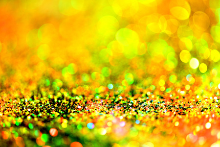 gold textured background: golden glitter texture Colorfull Blurred abstract background for birthday, anniversary, wedding, new year eve or Christmas.
