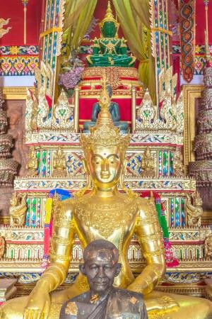 godhead: buddha, image of the bronze statue