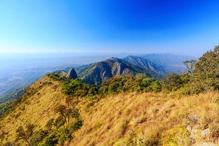 Doi Luang National Park At Phayao Of Thailand Stock Photo