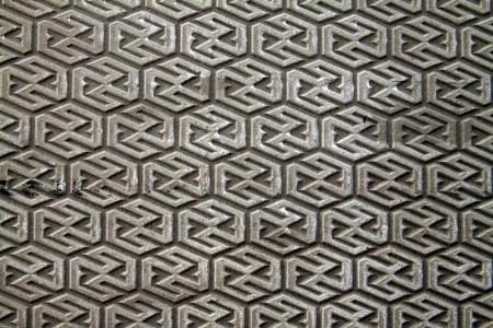 backside: pattern of backside of the tile